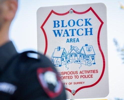 neighbourhood watch security service